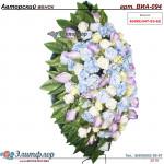 венок из искусственных цветов АВТОРСКИЙ ВИА-094