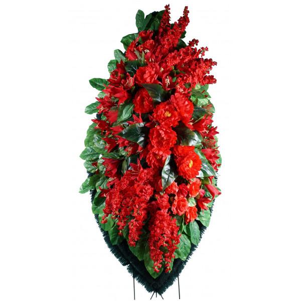 венок из искусственных цветов ЭЛИТ ВИЭ-001