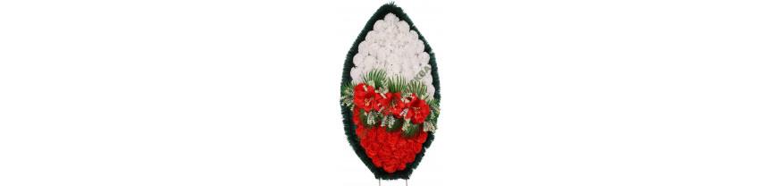 Купить недорогие искусственные венки в Москве