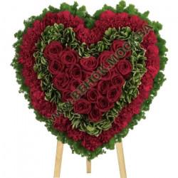 Живые венки Сердце